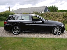 Mercedes-Benz C Class AMG Line (Sat Nav+Rear CAMERA+DAB+Heated Seats+Power Mirrors & Tailgate) - Thumb 2