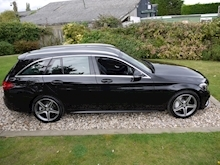 Mercedes-Benz C Class AMG Line (Sat Nav+Rear CAMERA+DAB+Heated Seats+Power Mirrors & Tailgate) - Thumb 6
