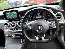 Mercedes-Benz C Class AMG Line (Sat Nav+Rear CAMERA+DAB+Heated Seats+Power Mirrors & Tailgate) - Thumb 7