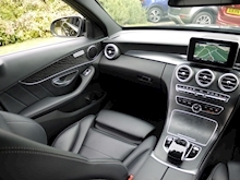 Mercedes-Benz C Class AMG Line (Sat Nav+Rear CAMERA+DAB+Heated Seats+Power Mirrors & Tailgate) - Thumb 17