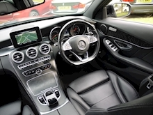 Mercedes-Benz C Class AMG Line (Sat Nav+Rear CAMERA+DAB+Heated Seats+Power Mirrors & Tailgate) - Thumb 20