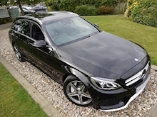 Mercedes-Benz C Class AMG Line (Sat Nav+Rear CAMERA+DAB+Heated Seats+Power Mirrors & Tailgate) - Thumb 10