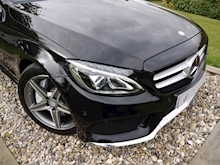 Mercedes-Benz C Class AMG Line (Sat Nav+Rear CAMERA+DAB+Heated Seats+Power Mirrors & Tailgate) - Thumb 23