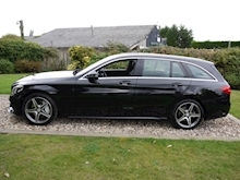 Mercedes-Benz C Class AMG Line (Sat Nav+Rear CAMERA+DAB+Heated Seats+Power Mirrors & Tailgate) - Thumb 24