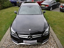 Mercedes-Benz C Class AMG Line (Sat Nav+Rear CAMERA+DAB+Heated Seats+Power Mirrors & Tailgate) - Thumb 4