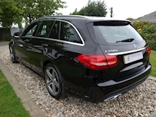 Mercedes-Benz C Class AMG Line (Sat Nav+Rear CAMERA+DAB+Heated Seats+Power Mirrors & Tailgate) - Thumb 33
