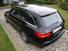 Mercedes-Benz C Class AMG Line (Sat Nav+Rear CAMERA+DAB+Heated Seats+Power Mirrors & Tailgate) - Thumb 35