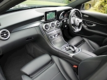 Mercedes-Benz C Class AMG Line (Sat Nav+Rear CAMERA+DAB+Heated Seats+Power Mirrors & Tailgate) - Thumb 22