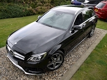 Mercedes-Benz C Class AMG Line (Sat Nav+Rear CAMERA+DAB+Heated Seats+Power Mirrors & Tailgate) - Thumb 28