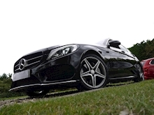 Mercedes-Benz C Class AMG Line (Sat Nav+Rear CAMERA+DAB+Heated Seats+Power Mirrors & Tailgate) - Thumb 26