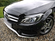 Mercedes-Benz C Class AMG Line (Sat Nav+Rear CAMERA+DAB+Heated Seats+Power Mirrors & Tailgate) - Thumb 29