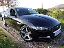 Jaguar XE 2.0d R-Sport 180 BHP (PANORAMIC Glass Roof+Heated Seats+Jaguar History) - Thumb 0