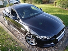 Jaguar XE 2.0d R-Sport 180 BHP (PANORAMIC Glass Roof+Heated Seats+Jaguar History) - Thumb 12