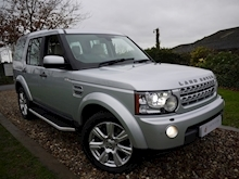 Land Rover Discovery 4 3.0 SDV6 HSE Auto (IVORY Leather+7 Seater+Side Steps+Triple Sunroofs+Newly Serviced) - Thumb 0