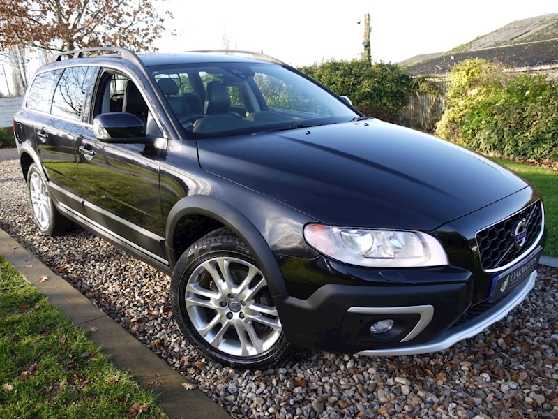 Volvo XC70 D4 SE Lux AWD Nav (1 PRIVATE Owner+Full VOLVO History+SAT NAV+DAB Audio Pack)