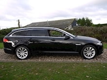 Jaguar XF 3.0D V6 Premium Luxury Sportbrake (PRIVACY+Rear CAMERA+MERIDAN Sound+DAB+HDD Sat Nav+Jag TOW PAck) - Thumb 2
