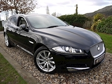 Jaguar XF 3.0D V6 Premium Luxury Sportbrake (PRIVACY+Rear CAMERA+MERIDAN Sound+DAB+HDD Sat Nav+Jag TOW PAck) - Thumb 0