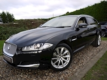 Jaguar XF 3.0D V6 Premium Luxury Sportbrake (PRIVACY+Rear CAMERA+MERIDAN Sound+DAB+HDD Sat Nav+Jag TOW PAck) - Thumb 28