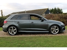 Audi S3 2.0 TFSI Black Edition 310ps (Bang and Olusten+Sat Nav+Black Styling Pack+DAB+Cruise+Audi History) - Thumb 2