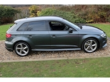 Audi S3 2.0 TFSI Black Edition 310ps (Bang and Olusten+Sat Nav+Black Styling Pack+DAB+Cruise+Audi History) - Thumb 16