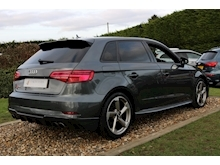 Audi S3 2.0 TFSI Black Edition 310ps (Bang and Olusten+Sat Nav+Black Styling Pack+DAB+Cruise+Audi History) - Thumb 49
