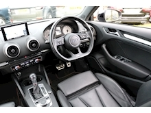 Audi S3 2.0 TFSI Black Edition 310ps (Bang and Olusten+Sat Nav+Black Styling Pack+DAB+Cruise+Audi History) - Thumb 28