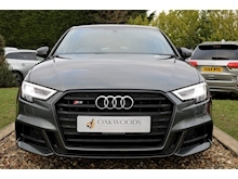 Audi S3 2.0 TFSI Black Edition 310ps (Bang and Olusten+Sat Nav+Black Styling Pack+DAB+Cruise+Audi History) - Thumb 4