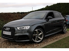 Audi S3 2.0 TFSI Black Edition 310ps (Bang and Olusten+Sat Nav+Black Styling Pack+DAB+Cruise+Audi History) - Thumb 23