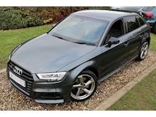 Audi S3 2.0 TFSI Black Edition 310ps (Bang and Olusten+Sat Nav+Black Styling Pack+DAB+Cruise+Audi History) - Thumb 31
