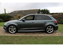 Audi S3 2.0 TFSI Black Edition 310ps (Bang and Olusten+Sat Nav+Black Styling Pack+DAB+Cruise+Audi History) - Thumb 22