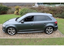 Audi S3 2.0 TFSI Black Edition 310ps (Bang and Olusten+Sat Nav+Black Styling Pack+DAB+Cruise+Audi History) - Thumb 37