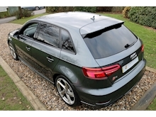 Audi S3 2.0 TFSI Black Edition 310ps (Bang and Olusten+Sat Nav+Black Styling Pack+DAB+Cruise+Audi History) - Thumb 39
