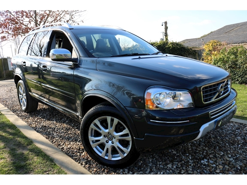 Volvo XC90 D5 SE Lux Premium AWD (Sat Nav+Bendy XENON+HEATED Seats+PRIVACY+Volvo Tow Pack+Volvo History)