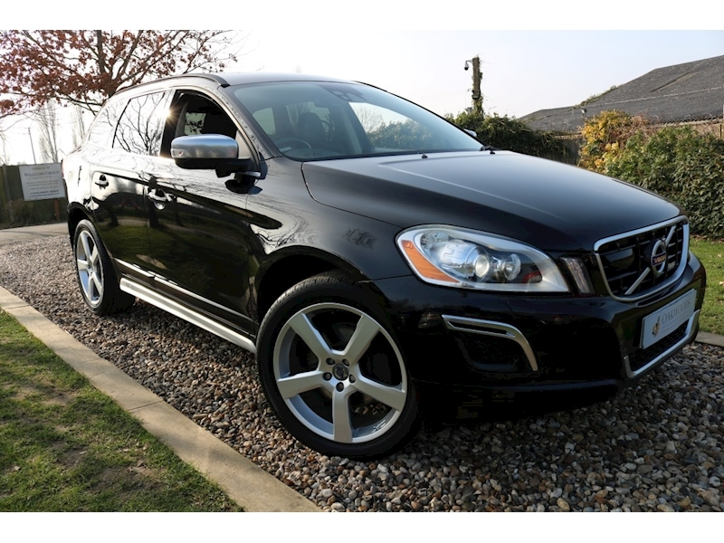 Volvo XC60 2.4 D5 R-Design AWD Auto (DRIVER Support Pack+20
