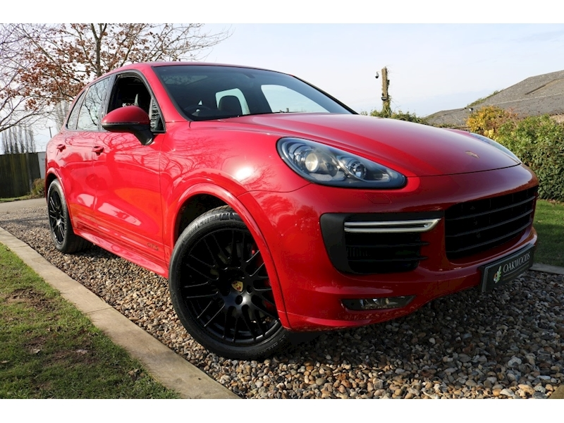 Porsche Cayenne 3.6T GTS Tiptronic (PAN ROOFf+Air Suspension+DAB+PCM+Voice+CAMERA+Only 9,000 Miles)