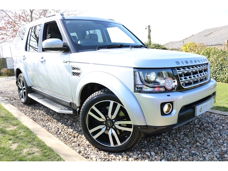 Land Rover Discovery 4 3.0 SDV6 HSE Luxury (Rear DVD+ULEZ Free+Triple Roofs+Last of the Model Line+Full History)