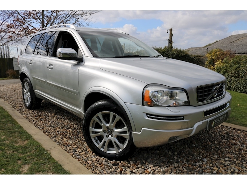 Volvo XC90 2.4 D5 Executive AWD Auto(HEATED, VENTILATED, MASSAGING Front Seats+PRIVACY+Adaptive XENONS)