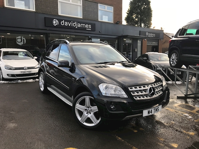 Mercedes M-Class Ml350 Cdi Blueefficiency Sport