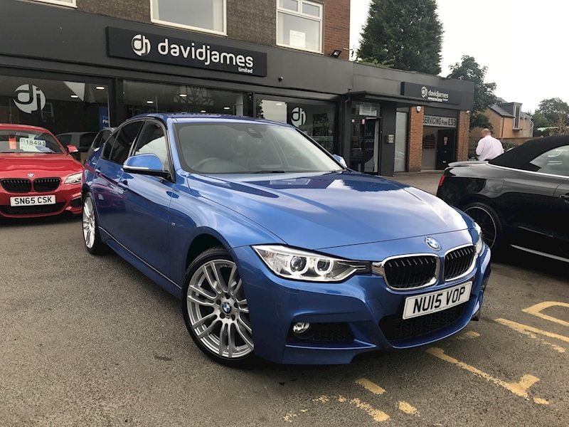 Bmw 3 Series 320D Xdrive M Sport