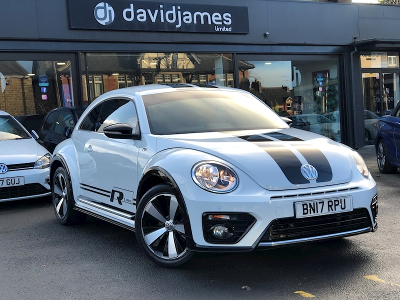 Volkswagen Beetle R Line Tdi Bluemotion Technology Dsg