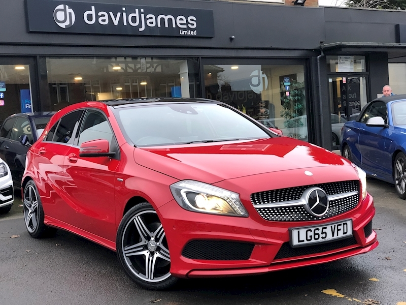 Mercedes-Benz A-Class A250 4Matic Engineered By Amg