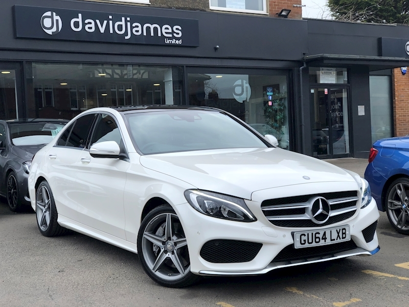 Mercedes-Benz C Class C250 Bluetec Amg Line Premium Plus