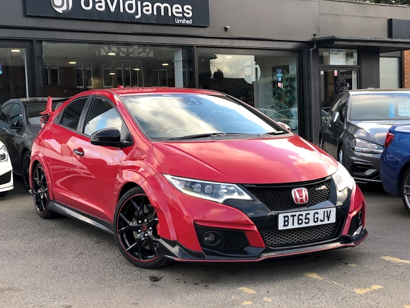Honda Civic I-Vtec Type R Gt