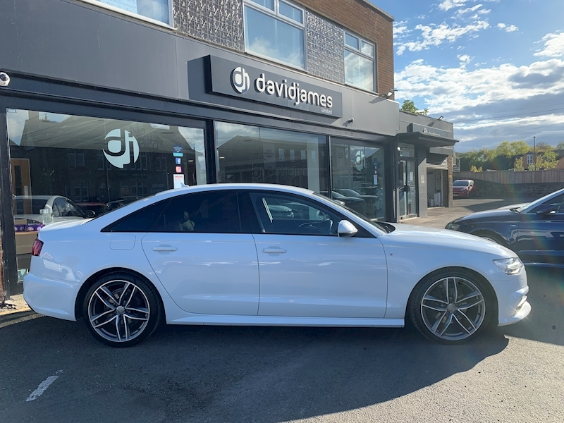 Audi A6 Tdi Ultra S Line Black Edition