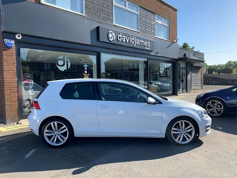 Volkswagen Golf Gt Edition Tdi Bluemotion Technology