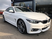 BMW 4 Series 420d xDrive M Sport Coupe - Thumb 3