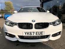 BMW 4 Series 420d xDrive M Sport Coupe - Thumb 4