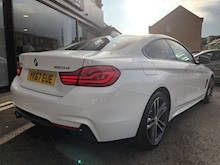 BMW 4 Series 420d xDrive M Sport Coupe - Thumb 12