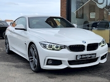 BMW 4 Series 420d xDrive M Sport Coupe - Thumb 0