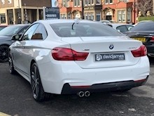 BMW 4 Series 420d xDrive M Sport Coupe - Thumb 10
